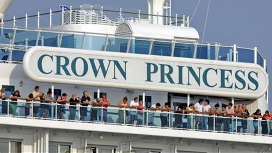Carnivals Crown Princess Docks With Norovirus Again Cruise Ship - Cruise ship norovirus